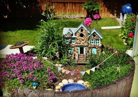 Garden Design : 50+ Exotic Fairy Garden Ideas / FresHOUZ.com