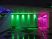 Atrracive Colorful Led Lights Decor