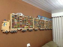 Car Storage For Boy