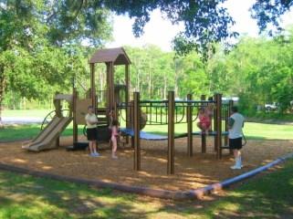 Childrens Garden Play Equipment
