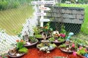 DIY Fairy Garden Corner