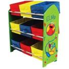 Elmo Toy Storage