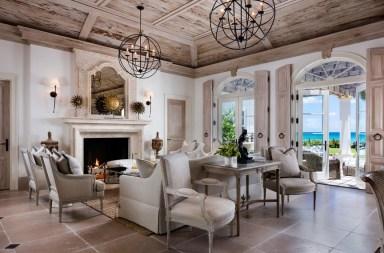 Mediterranean Living Room Furniture