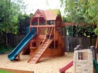 Original Backyard Play Area