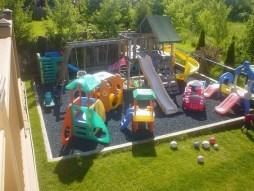 Savannah Outdoor Play Kids Area