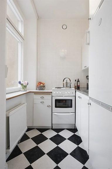 Black Kitchen Floor Tiles Black Vinyl Floor Tile Self Adhesive Pertaining To Black, White And Red Kitchen Design