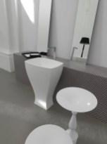 Compact Wash Basin Designs With Regard To Unique Round Wash Basin