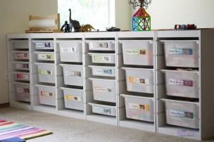 Ikeas Trofast System