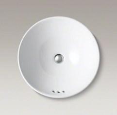 Unique Round Wash Basin Countertop Washbasin / Round / Porcelain / Contemporary In Unique Round Wash Basin Design By Agape