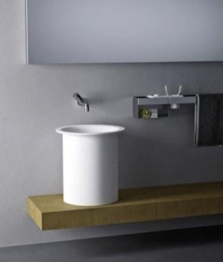 Unique Round Wash Basin Designagape / Home Design Ideas And Photos Within Unique Round Wash Basin Design By Agape