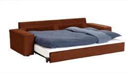 Affordable Sleeper Sofas Modern Red Tone Sleeper Couch With Regard To Elegant Sofa Sleeper Design