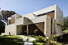 Boxy Unique House Design Throughout Very Unique House Design