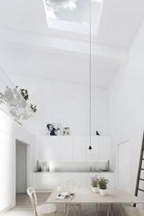 Great Minimal Super Stylish White Kitchen Intended For Minimal Super Stylish White Kitchen