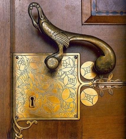 Inspiring Ideas For Door Knobs & Handles Within Unique Door Handles For Minimalist Home