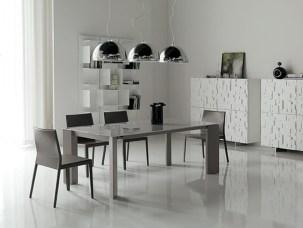 Minimalist Dining Table In Minimalist Modern Table