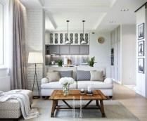 Minimalist Small Apartment Interior Design With Example Interior Design For Small Apartments