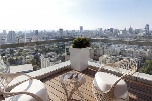 Modern Beautiful Apartment Balcony Design Ideas Intended For Modern Balcony Design