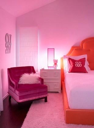 Perfect Pink Bedrooms In Pink Bedrooms