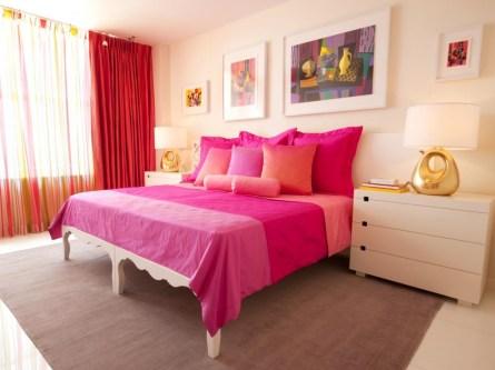 40+ Best Cozy Pink Bedrooms for Girls and Teens Ideas / FresHOUZ.com