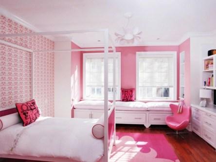 Pink Bedrooms: Pictures, Options & Ideas | Hgtv Inside Pink Bedrooms