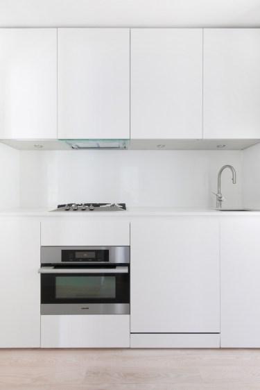 Small Kitchens Minimal Design With Regard To Minimal White Kitchen