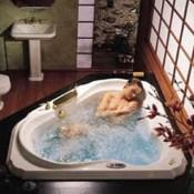 Universal Ceramic Tiles, New York, Brooklyn Whirlpools & Shower Within Corner Whirlpool Shower