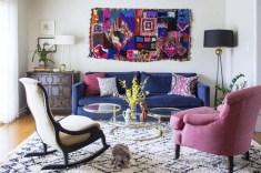 Violet Sarah Stacey Interior Design Pertaining To Violet Interior Design