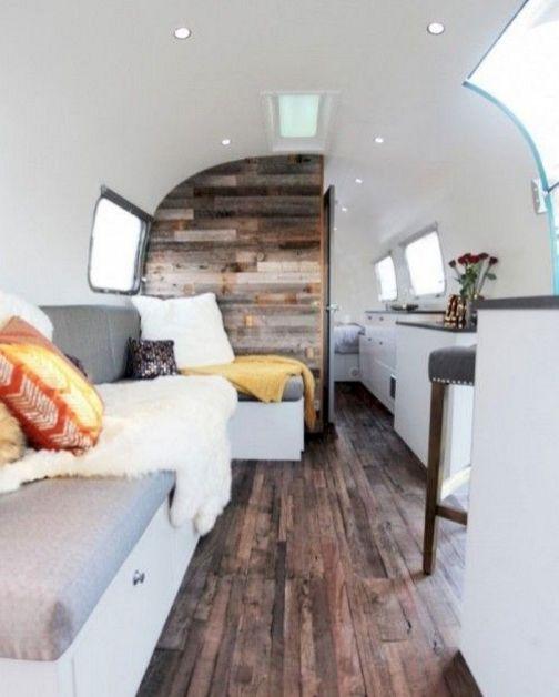 60 stunning interior design ideas for camper van you can copy right now - Van interior design ideas ...