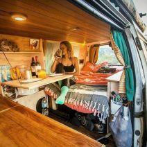 Interior Design Ideas For Camper Van No 14