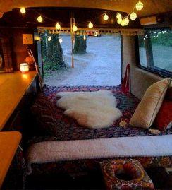 Interior Design Ideas For Camper Van No 20