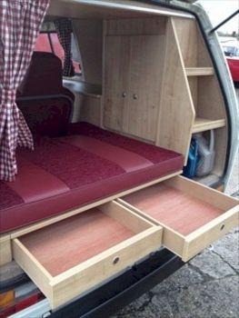 Interior Design Ideas For Camper Van No 31