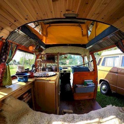 Interior Design Ideas For Camper Van No 36