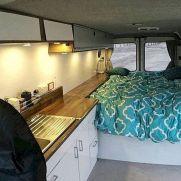 Interior Design Ideas For Camper Van No 54