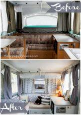 The Best Camper Van Hacks, Makeover, Remodel And Renovation Ideas No 14