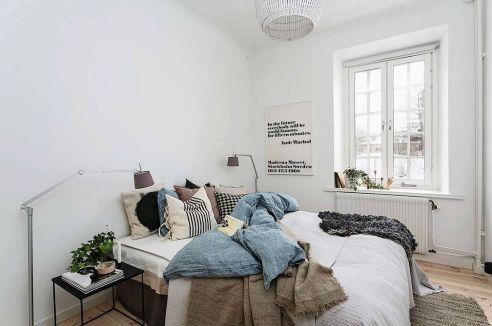 Top Scandinavian Modern And Styles Bedroom Ideas No 27