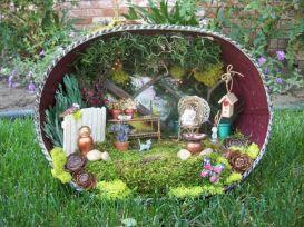 Unique Fairy Garden Ideas 11