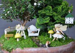 Unique Fairy Garden Ideas 8