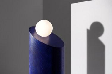 Unique Lighting Designs At Milan Design Week Seem To Be Frozen In Time Throughout Unique Lighting Design