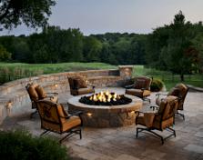 Back Yard Outdoor Living Patio Ideas