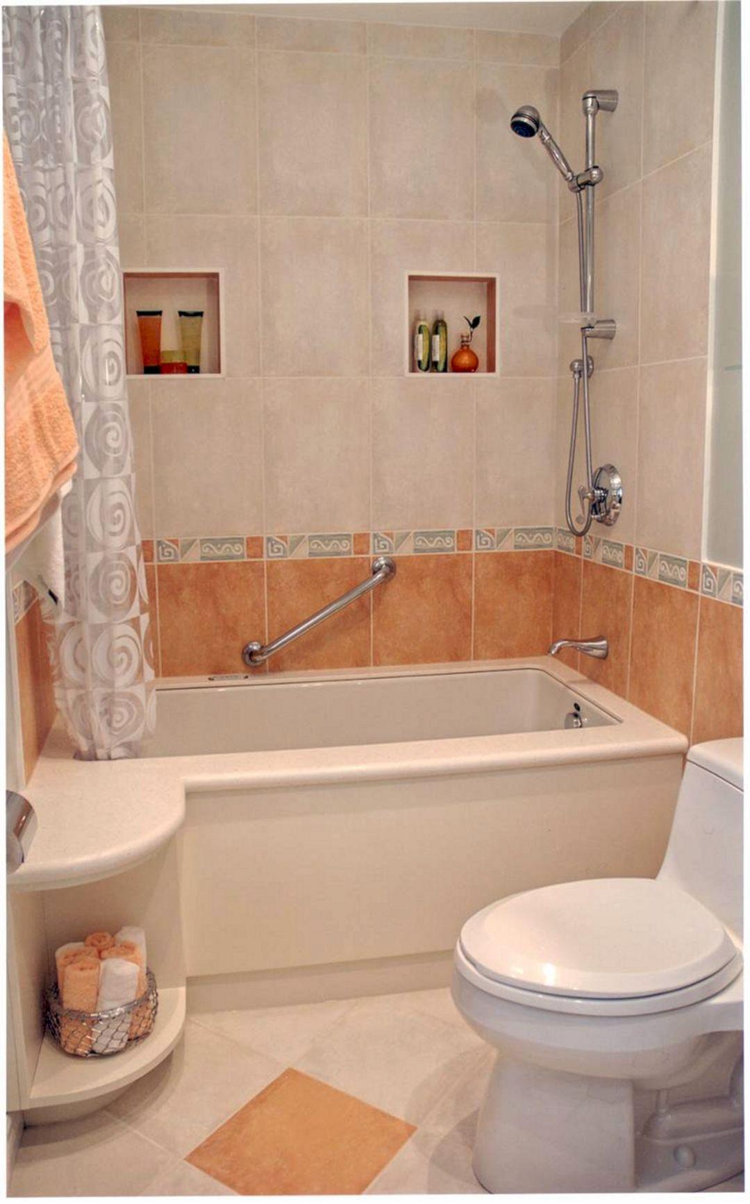 Bathtub Small Bathroom Design Ideas