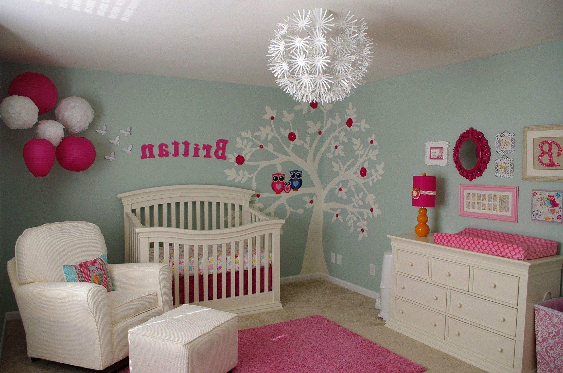 Diy Baby Room Decor Ideas For Girls Diy Baby Room Decor
