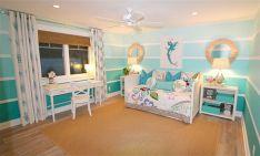 Girls Mermaid Bedroom Ideas