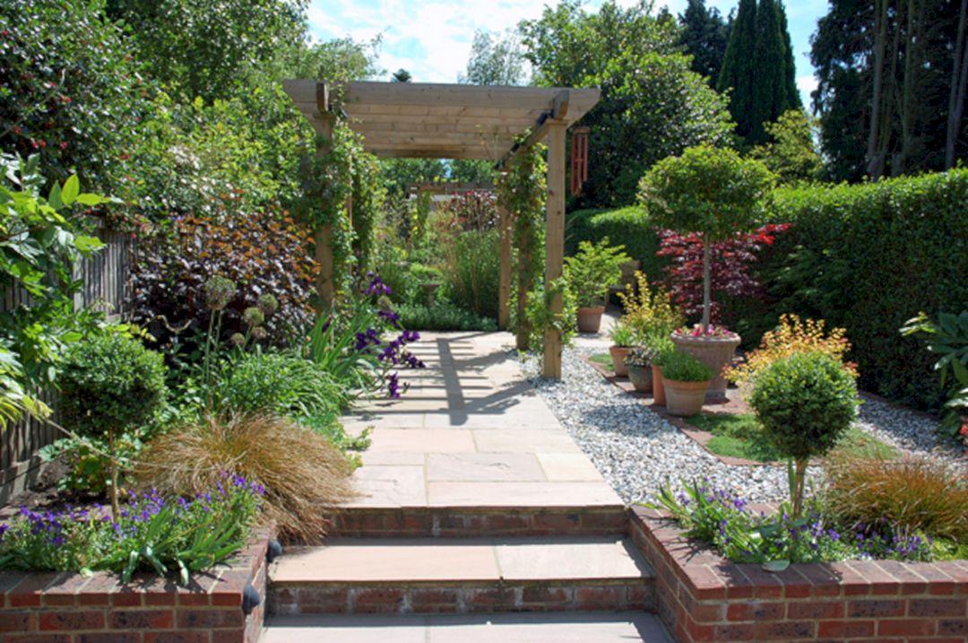 Long Thin Garden Designs (Long Thin Garden Designs) design ... on Long Backyard Landscaping Ideas id=38402