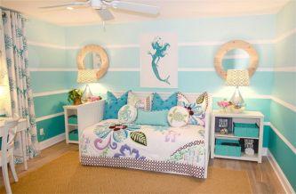 Mermaid Beach Bedroom Ideas