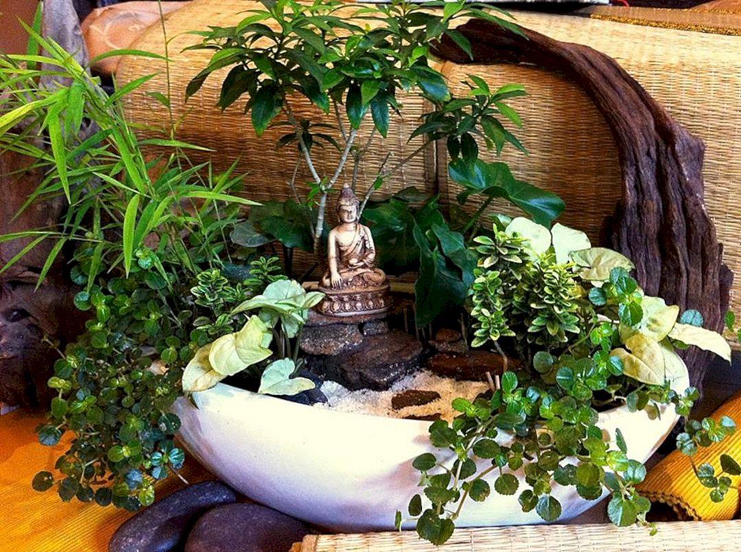 35 awesome buddha garden design ideas for calm living freshouzcom - Buddha Garden