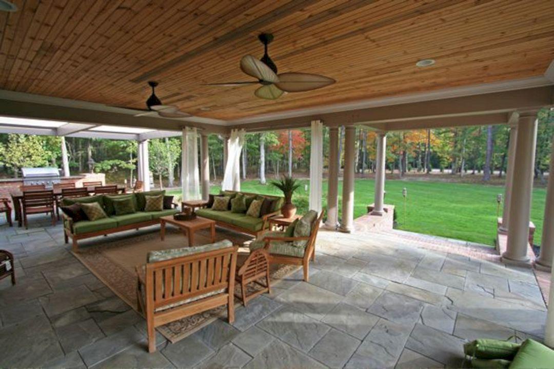 Outdoor Living Room Design Ideas (Outdoor Living Room ... on Backyard Room Ideas id=81880