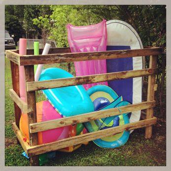 Pallet Pool Storage 18