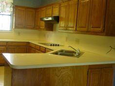 Porcelain Tile Countertops Kitchen