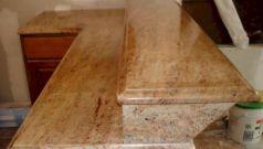 Porcelain Tile Countertops Kitchens