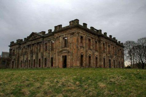 Abandoned Mansion House